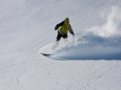 4-hour Snowboarding Lesson for Groups, Espot