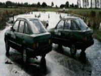 Their Fords in 1998