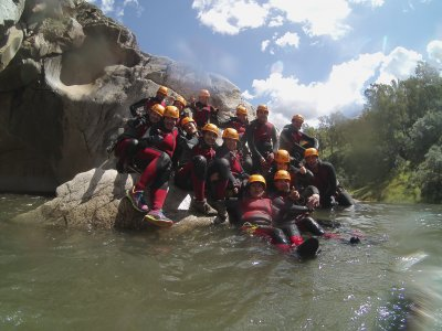 Stag/hen party with canyoning Calzadillas