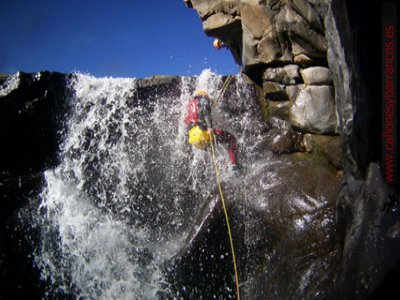 Canyoning course in Sevilla for 2 days