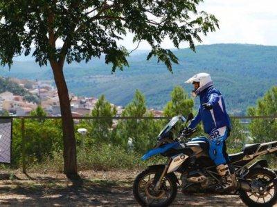 Basic enduro course in Tuéjar, Valencia 2 days