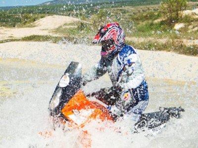 Enduro course in Valencia advanced level 2 days