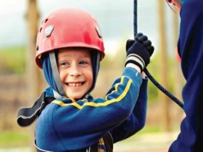 Kingswood Colomendy High Ropes