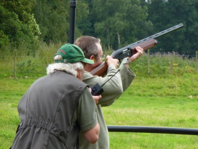 Aim for the Sky Clay Pigeon Shooting