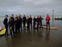 AberAdventure surfers