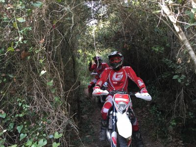Enduro Trail Whole Day in Barcelona