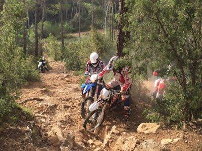 Enduro trail Barcelona Weekend
