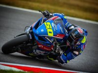 Bike competition at Snetterton