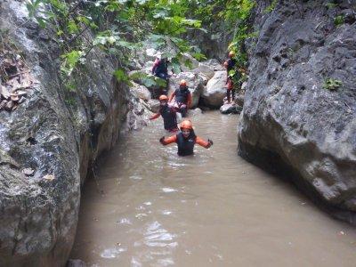 Canyoning La Sima del Diablo - Half Day
