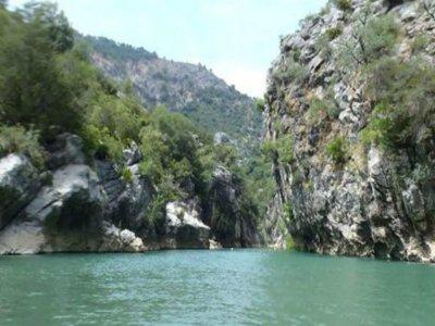 Canyoning In Las Buitreras, Half Day