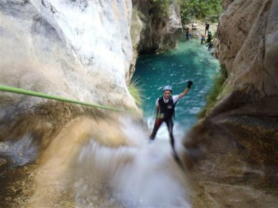 Trip Down the Canyon in Río Verde, Granada
