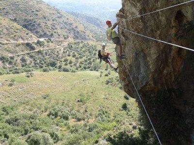 Vía Ferrata in Serranía de Ronda + Pictures