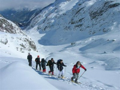 Snowshoes Route, Sierra Nevada, 3 hours