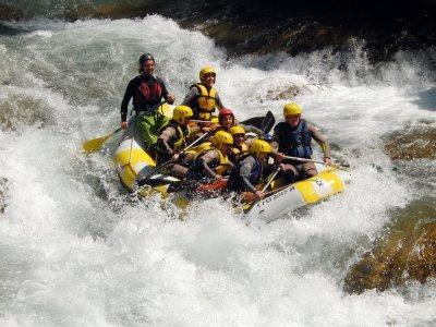 Somos Aventura Valencia Rafting