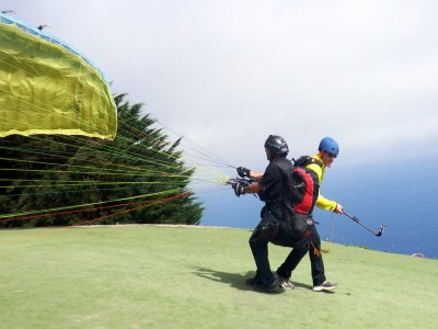 Paragliding in Tenerife NON-Residents