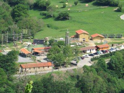 Cabuerniaventura Park + 2-night shelter H. Season