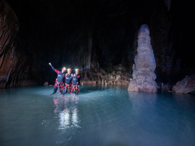 Guided visit to marine caves Majorca