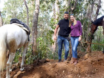 Special Offer Horse Riding Route For Couples