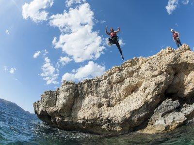 Coasteering in Majorca half a day
