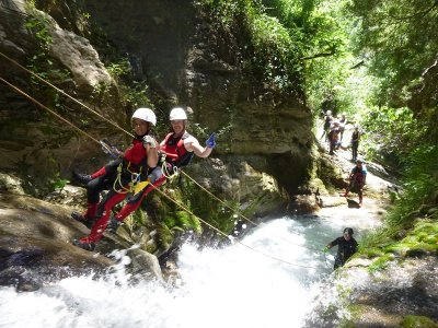 Canyoning in Sima del Diablo - 4 Hours