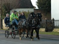 Carriage Rides in the lovely countryside