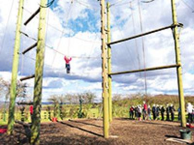 Kingswood Peak Venture High Ropes