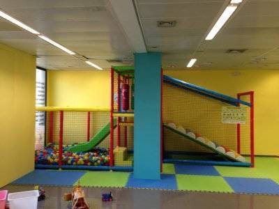 Rent a Playroom in Barcelona, Morning Hours