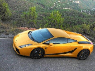 Lamborghini Gallardo experience in Barcelona 20km