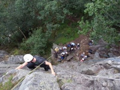 JB Mountain Skills Climbing