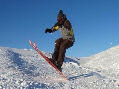 Harwood Ski Federation Skiing