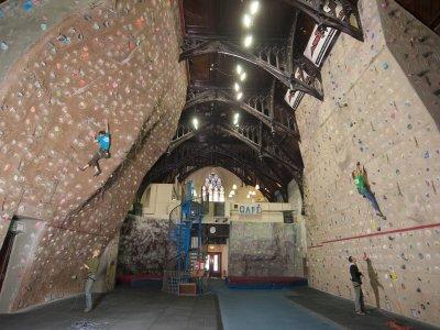 The Glasgow Climbing Centre