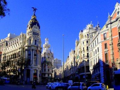 Guided tour Madrid de los Austrias, 1 hour