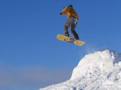 Harwood Ski Federation Snowboarding