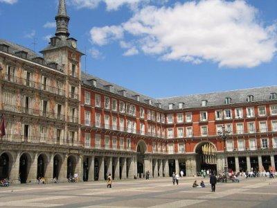 Guided tour through Alatriste's Madrid