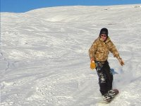 Snowboarding is great!
