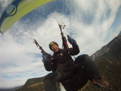 Climbing and Paragliding 2 days in the Pyrenees