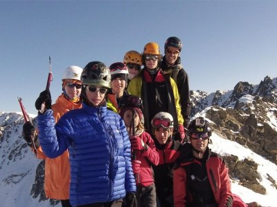 Mountain Climbing and Paragliding 1 day