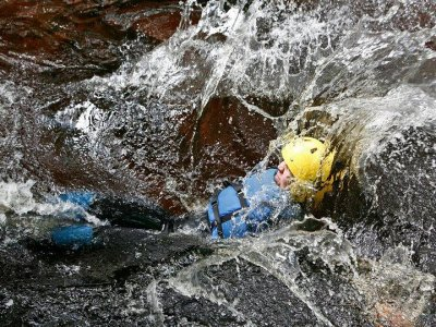 Dunolly Adventures Canyoning
