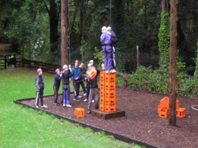 Dunolly Adventures High Ropes