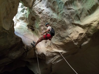 Canyoning+hiking Green River Medium level