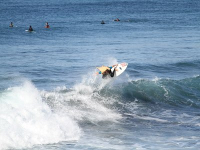 Ocean Side Surf