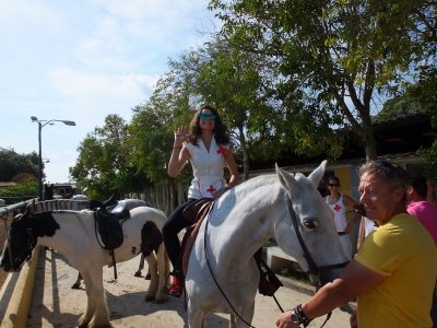 Horse Riding Tour + SPA Circuit in Valencia