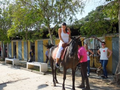 Horseback Riding tour & Paintball Game in Gandía