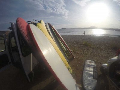 Surfboard rental 24 hours