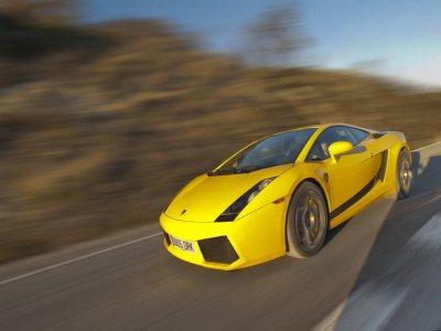 Lamborghini Gallardo experience in Valencia 20km