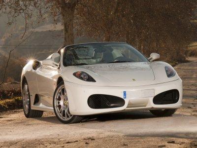 Drive a Spider F430 Ferrari 20 km Valencia