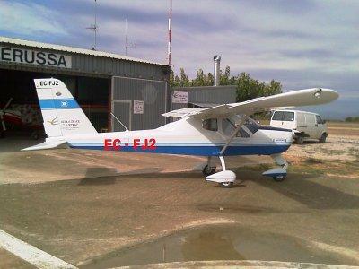 Tecnam Light Aircraft Flight in Lleida, 50mins
