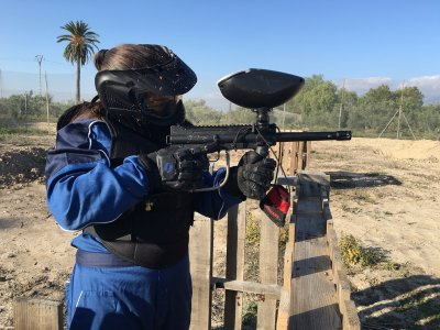 Paintball in Alhama de Murcia - 300 balls