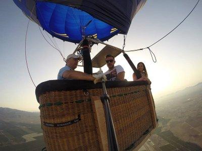 Balloon Ride for Couples in Murcia, Photos & Video