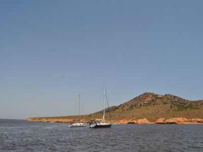 Sailboat trip Mar Menor + appetizer 4 hours